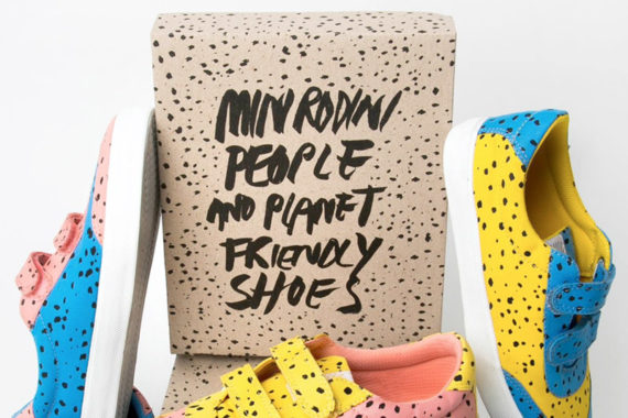 Mini Rodini are launching people and planet friendly sneakers